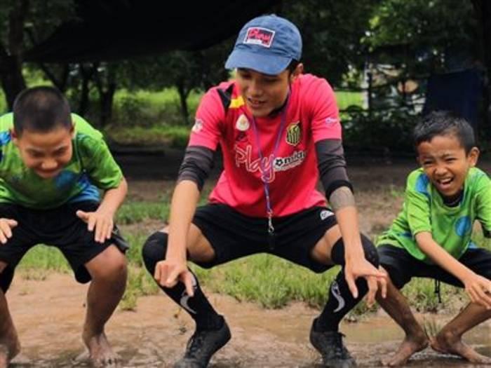 News video: Peace Builder: Wie Fußball junge Menschen verbindet