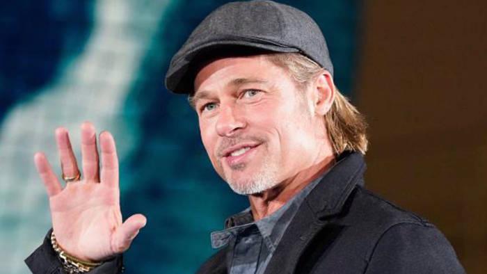 Video: Brad Pitt: Er schaut zu seinem Vater auf