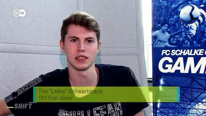 News video: Tipps von Tim Latka für Gaming-Erfolg | Shift