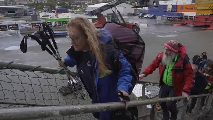 News video: Abschied in Tromsø: 300 Forscher auf der
