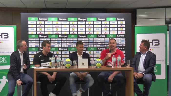 News video: Handball Bundestrainer Christian Prokop: