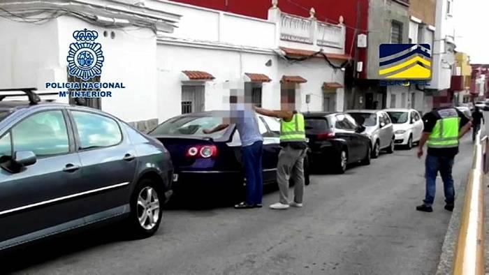 Video: Algeciras: 51-jähriger Terrorverdächtiger festgenommen