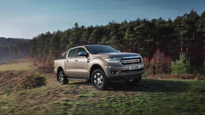 News video: 2019 Ford Ranger - Europäischer Pick-up-Bestseller jetzt noch stärker, sparsamer un moderner