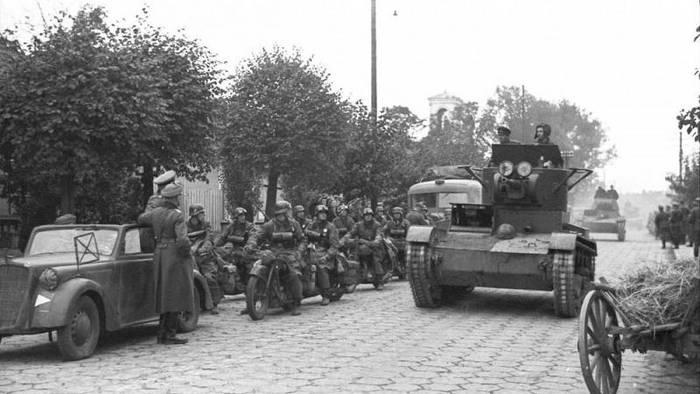 News video: Russisches Außenministerium lobt deutsch-sowjetischen Nichtangriffspakt von 1939