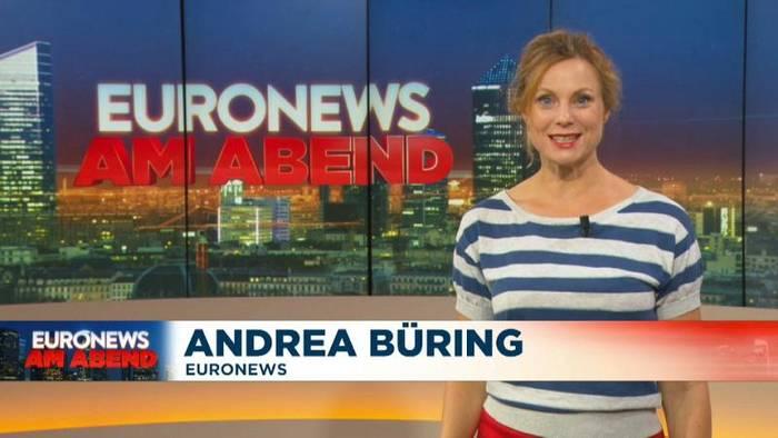News video: Euronews am Abend | Die Nachrichten vom 23.9.2019
