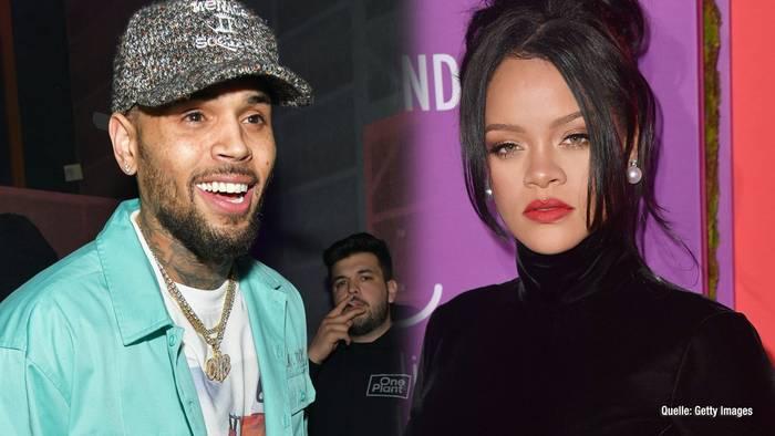 News video: Chris Brown kommentiert sexy Insta-Pic von Ex Rihanna