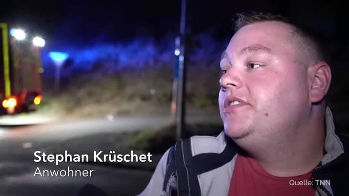 News video: Zwei Tote bei Tragschrauber-Absturz in Rheinland-Pfalz