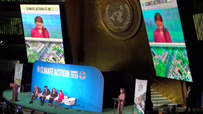Video: Thunbergs Wut beim UN-Klimagipfel: «Wie könnt Ihr es wagen!»