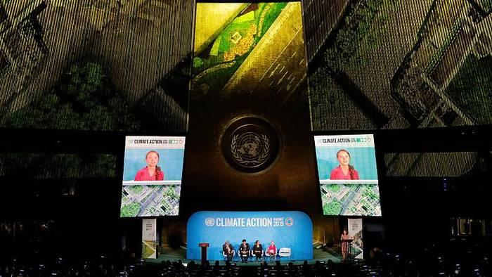 News video: UN-Klimagipfel: Greta liest Politikern die Leviten