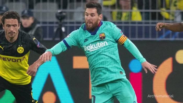 News video: «Wow!» Klopp ist Welttrainer - Messi Rekord-Weltfußballer