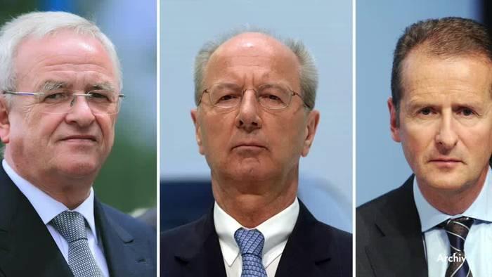 News video: Marktmanipulation: Anklage gegen Volkswagen-Spitze