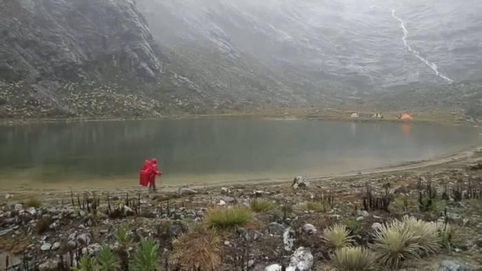 News video: Wissenschaftler dokumentieren das Verschwinden von Venezuelas letztem Gletscher