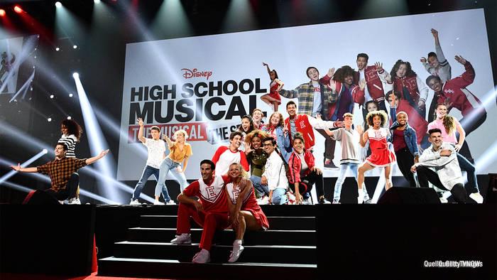 """Video: Corbin Bleu setzt sich für """"High School Musical""""-Serie ein"""