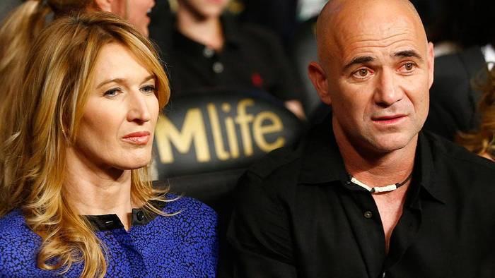 Video: Andre Agassi: Erstmals spricht Steffi Grafs Mann über seine schwere chronische Erkrankung