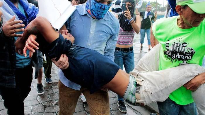 News video: EU-Sanktionen gegen Venezuela und Nicaragua
