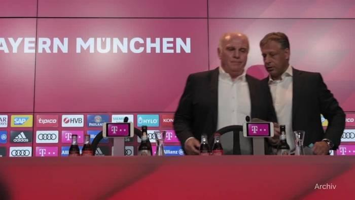 Video: Bayerns DFB-Boykott: Hoeneß relativiert seine Aussagen