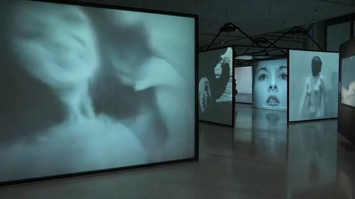 News video: «The Artist is Present» - Marina Abramović zurück in Belgrad