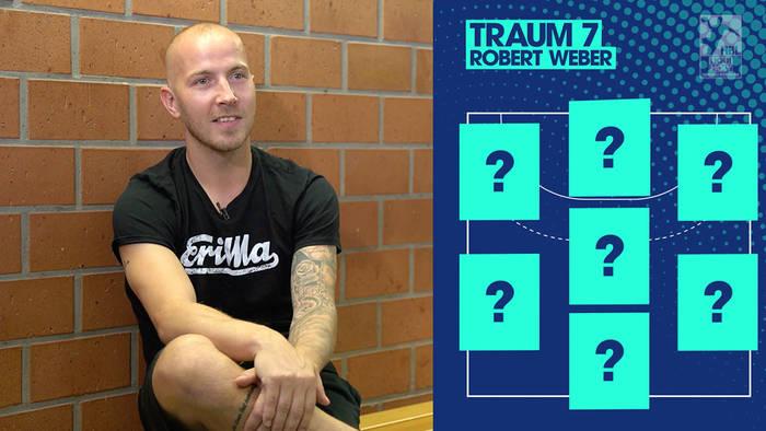 News video: Die Traum-7 mit Robert Weber (HSG Nordhorn-Lingen)