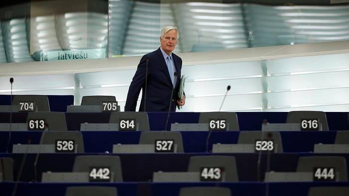 Video: Brexit: Stille Verzweiflung in Brüssel