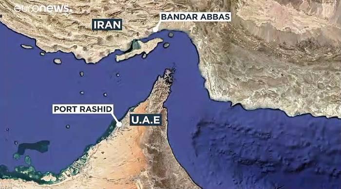 Video: Iran lässt festgesetzte