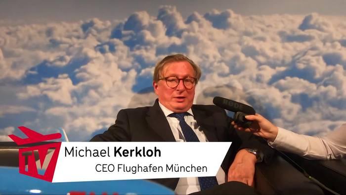 News video: Münchener Flughafenchef: Die Flughäfen stehen hinter Condor!