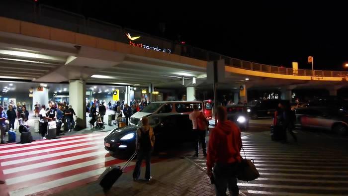 Video: Abholchaos am Budapester Flughafen