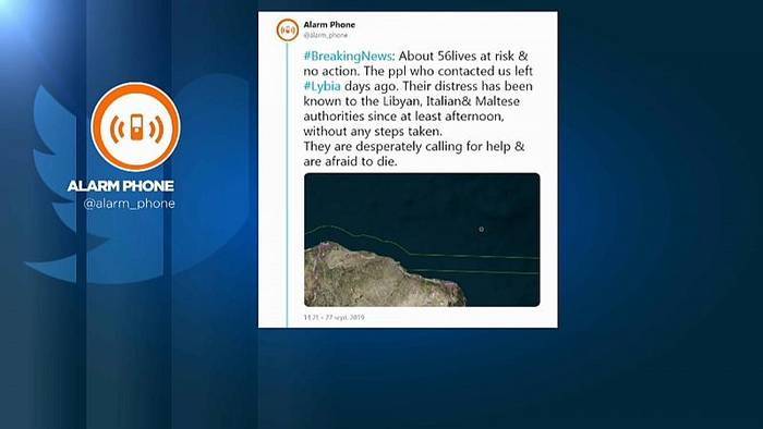 News video: Tote und Vermisste: Flüchtlingsdramen in Mittelmeer und Atlantik