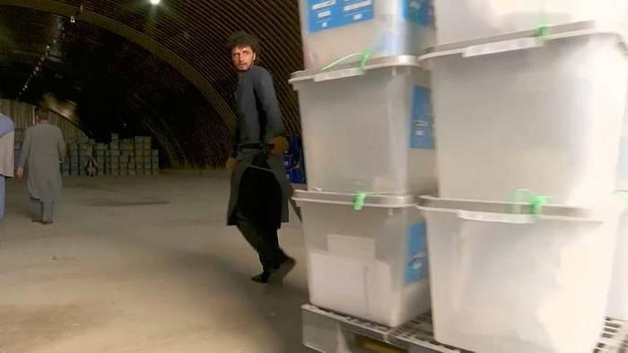 News video: Präsidentenwahl in Afghanistan: Wochenlanges Auszählen