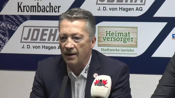 News video: Schiedsrichter geben nach dem Derby Roosters - DEG Anlass zur Diskussion