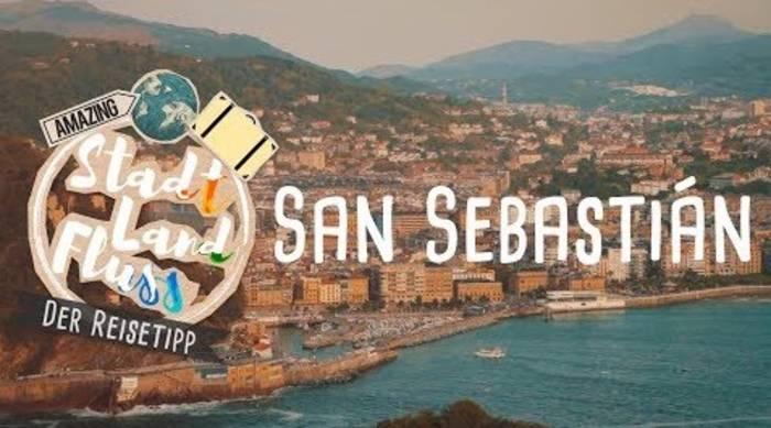 News video: Dein nächster Uraub sollte nach San Sebastián gehen! // STADT LAND FLUSS - Der Reisetipp