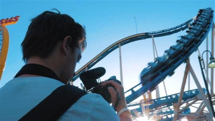 News video: Dream Job: Der Achterbahn-Youtuber