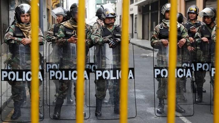 News video: Peru: Parlamentsauflösung sorgt für Proteste