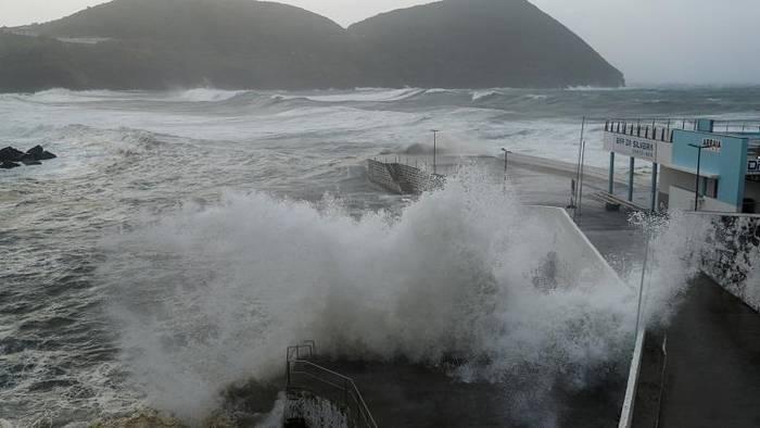 News video: Hurrikan