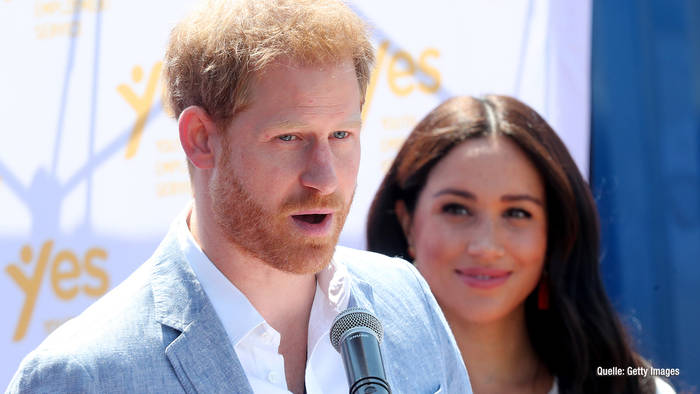 Video: Prinz Harry teilt gegen britische Medien aus