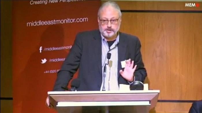 News video: Journalist Jamal Khashoggi ein Jahr tot: Ein halbes Geständnis, Tat weiter im Nebel