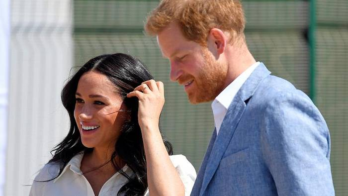 News video: Prinz Harry und Herzogin Meghan verklagen