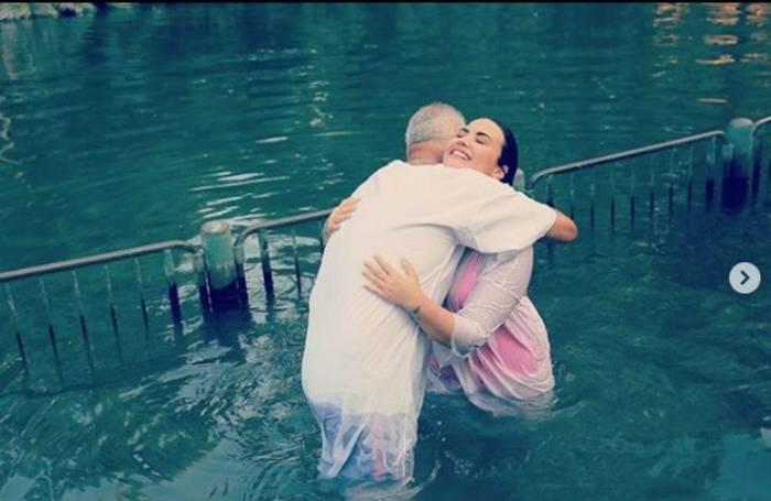 News video: Demi Lovato: Spirituelle Israel-Reise