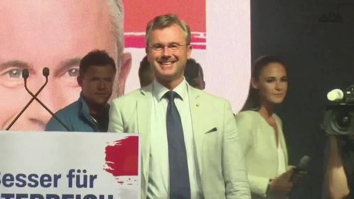 News video: Österreich-Wahl: FPÖ in der Krise und beste Karten für Kurz