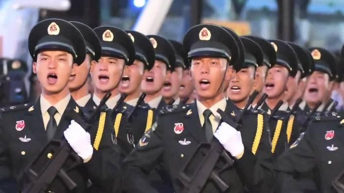 News video: Zum 70. Gründungstag: «Keine Macht kann China aufhalten»