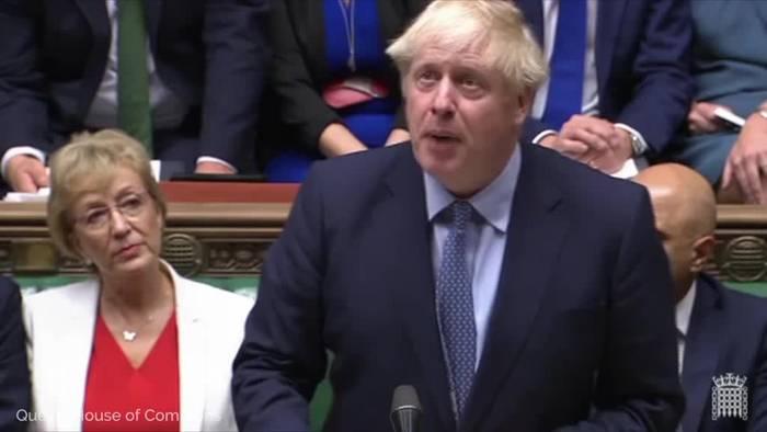 News video: Bericht: Johnson fordert Zugeständnisse in Irland-Frage