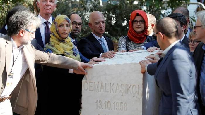 News video: Jahrestag: Gedenken an Jamal Khashoggi