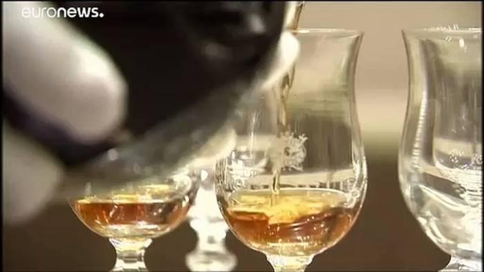 News video: Wegen Airbus: US-Strafzölle auf Wein, Whiskey und Käse aus Europa