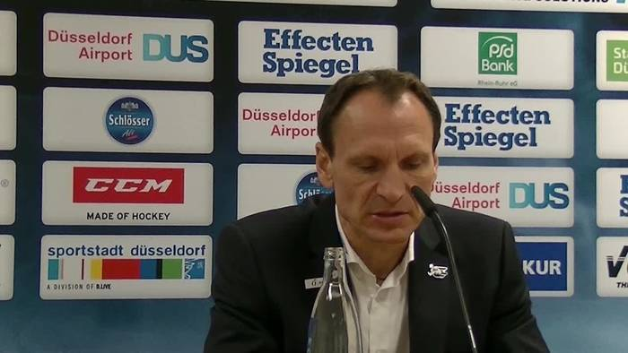 News video: DEG ringt dem Meister zwei Punkte ab
