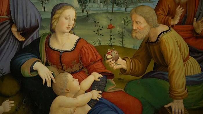 Video: Raffael und seine Freunde: Renaissance-Werke in Urbino