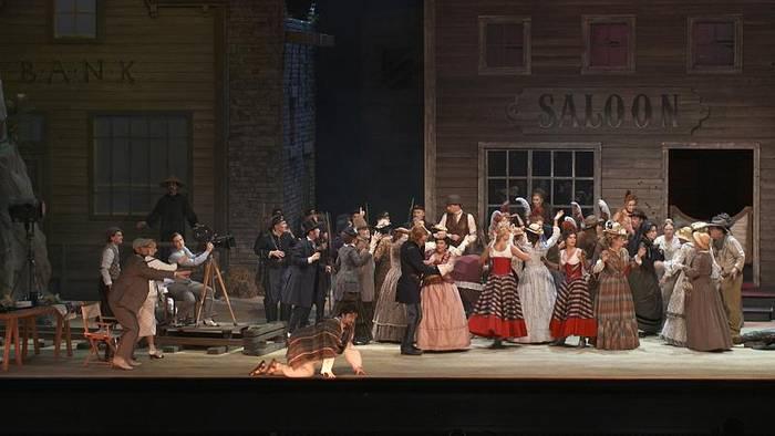 News video: Villazón bringt den Wilden Westen an die Oper Leipzig