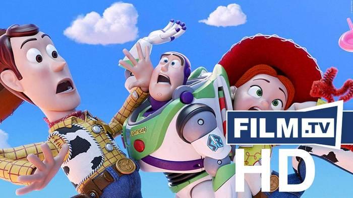 News video: Toy Story 4 - Alles hört Auf Kein Kommando Trailer Deutsch German (2019)
