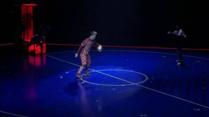 News video: Cirque du Soleil - inspiriert von Lionel Messi