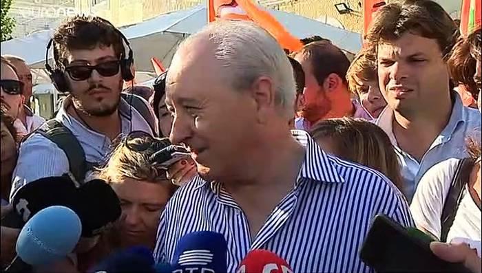 Video: Portugal: Schwere Zeiten für konservative Parteien