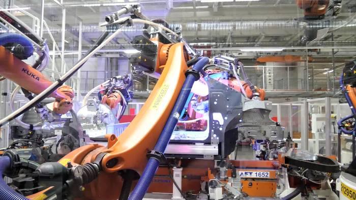 News video: VW ID.3 – Produktion in Zwickau