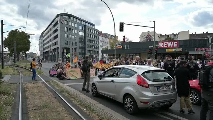 News video: Blockaden und Klima-Show: Wer ist Extinction Rebellion?